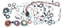 American Autowire - 1967-1982 Chevy Camaro - Electrical Components - 1969 Camaro Complete Harness