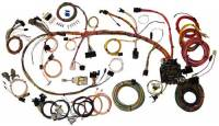 American Autowire - 1967-1982 Chevy Camaro - Electrical Components - 1970-1973 Camaro Complete Harness