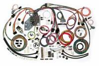 American Autowire - 1953-1979 Ford Truck and Bronco - Electrical Components - 1953-1956 Ford Truck Complete Harness