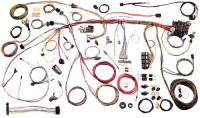 American Autowire - 1964-73 Ford Mustang - Electrical Components - 1969 Mustang Complete Harness