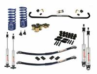 RideTech (Suspension Systems & Air Bags) - Suspension Systems - 1968-1974 Nova Street Grip System for SBC