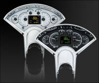 Dakota Digital (Gauges) - 1955-57 Chevy's - Gauges - 1955-1956 Analog HDX