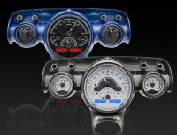 Dakota Digital (Gauges) - 1955-57 Chevy's - Gauges - 1957 Analog VHX