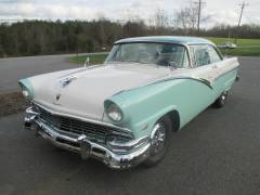 1956 Ford Fairlane Complete Build Cover