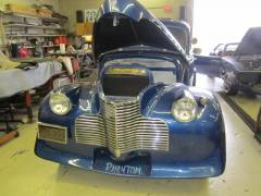 1940 Chevy Coupe Cover