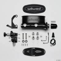 Wilwood Disc Brakes - Master Cylinder Kits and Parts - Master Cylinder Kit - Black