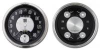 Classic Instruments (Gauges) - 1947-53 Chevy Truck Gauges - 1947-1953 Chevy Truck All American Traditional W/Speedtachular