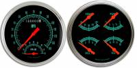 Classic Instruments (Gauges) - 1947 - 1953 Chevy Truck Gauges - 1947 -  1953 Chevy Truck Classic G-Stock w/Speedtachular