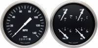 Classic Instruments (Gauges) - 1947-53 Chevy Truck Gauges - 1947-1953 Chevy Truck Hot Rod
