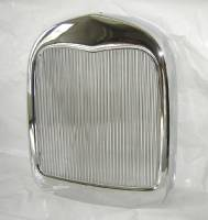 "Alumicraft Grilles - Grills - 1928-1929 Ford Grill - 3/8""Spacing"