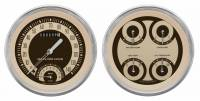 Classic Instruments (Gauges) - 1947-53 Chevy Truck Gauges - 1947-1953 Chevy Truck Nostalgic VT w/Speedtachular