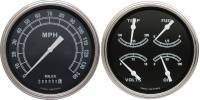 Classic Instruments (Gauges) - 1947-53 Chevy Truck Gauges - 1947-1953 Chevy Truck Traditional