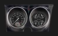Classic Instruments (Gauges) - 1967 & 1968 Camaro Gauges - 1967 - 1968 Camaro Auto Cross Grey