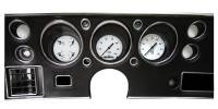 Classic Instruments (Gauges) - 1970-72 Chevelle Gauges - 1970-1972 Chevelle White Hot