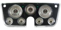 Classic Instruments (Gauges) - 1967-72 Chevy Truck Gauges - 1967-1972 Chevy Truck All American Nickel