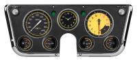 Classic Instruments (Gauges) - 1967-72 Chevy Truck Gauges - 1967-1972 Chevy Truck Auto Cross Yellow