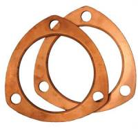 Sanderson Headers - Exhaust Accessories and Flange Sealer - Copper Collector Gaskets 3.5""