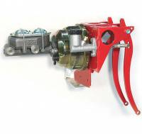 """Brakes and Brake Kits - Power Brake & Clutch with 1"""" Cast Iron M/C With Clutch M/C and 8"""" Dual Booster - Image 1"""