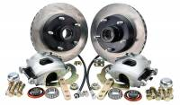 Master Power Brakes - 1961-66 Ford F100 Truck - 1961 - 1966 Ford Truck Front Disc Brake Conversion