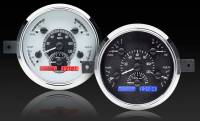 Dakota Digital (Gauges) - 1932-57 Ford Cars - Gauges - 1949-1950 Ford Car Analog Instrument System