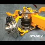 Fat Man Fabrication (Suspension Systems) - Fat Man Fabrication Stage V Hub-to-Hub Kit