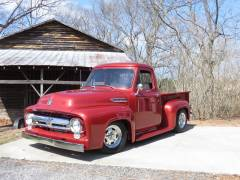 1953 Ford F-100 Complete Build Cover