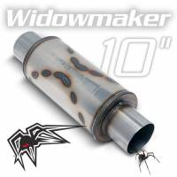 "Black Widow Exhaust - Widowmaker - 2.5"" center/center"