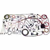 American Autowire - 1959-1968 Chevy Impala - Electrical Components - 1959-1960 Chevy Impala
