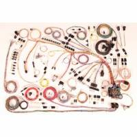 American Autowire - 1959-1968 Chevy Impala - Electrical Components - 1965 Chevy Impala