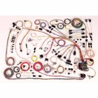 American Autowire - 1959-1968 Chevy Impala - Electrical Components - 1966-68 Chevy Impala