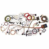 American Autowire - 1967-1972 Chevy Nova - Electrical Components - 1962-1967 Chevy Nova