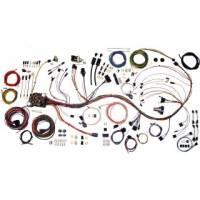 American Autowire - 1947-1987 Chevy/GM Truck - Electrical Components - 1969 - 1972 Chevy & GMC Truck