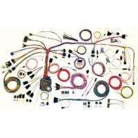 American Autowire - 1964-1980 Pontiac GTO/Firebird - Electrical Components - 1967-1968 Pontiac Firebird