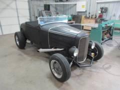 1930 Model A   Partial Build Cover