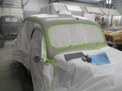 1940 Ford Coupe Cover