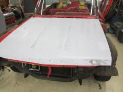 1962 Chevy Impala Convertible Cover