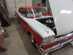 1959 Ford Fairlane Repair Cover