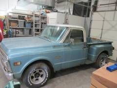 1970 GMC P.U. Repair Cover