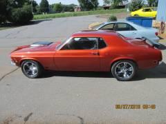 1970 Mustang Repair Cover