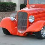 Alumicraft Grilles - Grills - 1933 Chevy Truck Grill