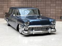 1956 Chevy Nomad Complete Build Cover