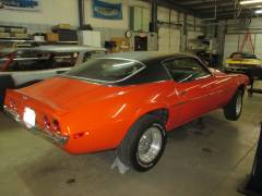 1970 Chevy Camaro Full Build Cover