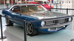 1973 Cuda Full Build Cover