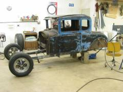 """1930 Model A """"A-Toon"""" Complete Build Cover"""
