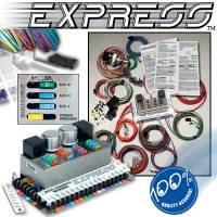 Electrical Components - Ron Francis Wiring - Ford Powered Express Wiring Kit - XP-67 - Image 2