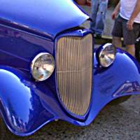 Grills - 1933-1934 Ford Car Grill - Image 3