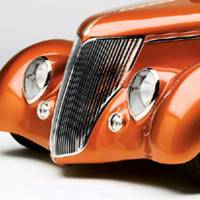 Grills - 1936 Ford Car Grill - Image 1