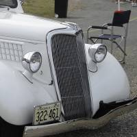 "1935 Ford Car Grill - 3/8"" Spacing"