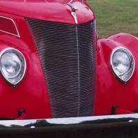 Grills - 1937 Ford Car Grill - Image 2