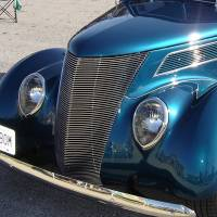 Grills - 1937 Ford Car Grill - Image 3